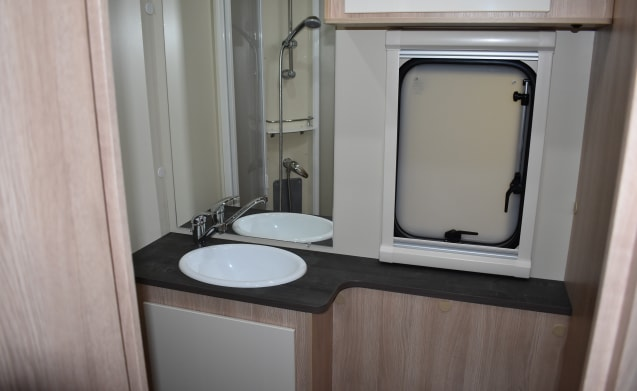 MOBILHOME PLA 440 HAPPY 5 PERSONEN – FAMILY MOBILHOME 6 PERSONS FOR RENT