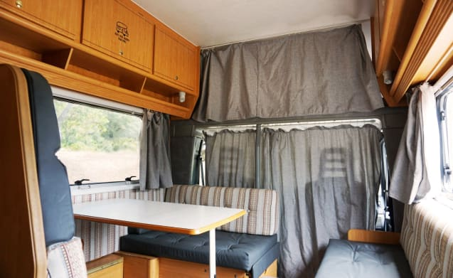 Super Tubos - Awesome camper for fantastic holidays