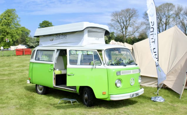 Indie – Indie - The Electric Classic Camper Van