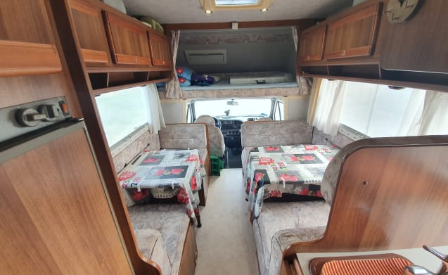 IDEAL CAMPER FOR FAMILY AND / OR WITH FRIENDS