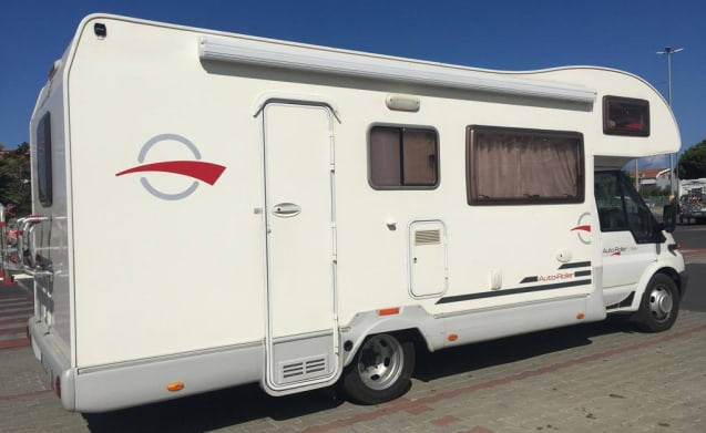 Alessandro's camper