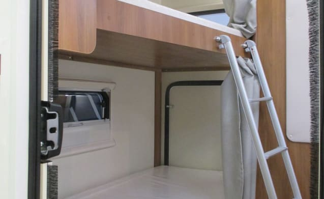 comfortable family camper