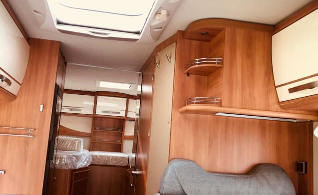 Pandipanda – Hymer Mercedes ML I 580 - Mobile home to enjoy