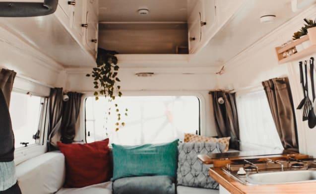 Bennie – Bennie The Van - Portugal