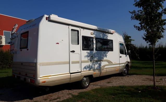 Motorhome Laika Meraviglia – Camper Laika van Dream !!
