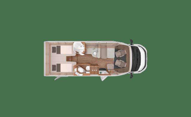 Luxe Knaus SUN TI 700 Platinum Selection
