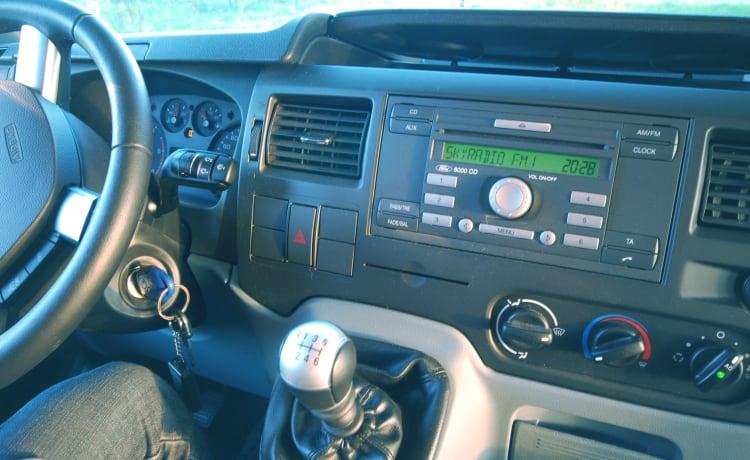 5 - Ford transit Katamarano 2010