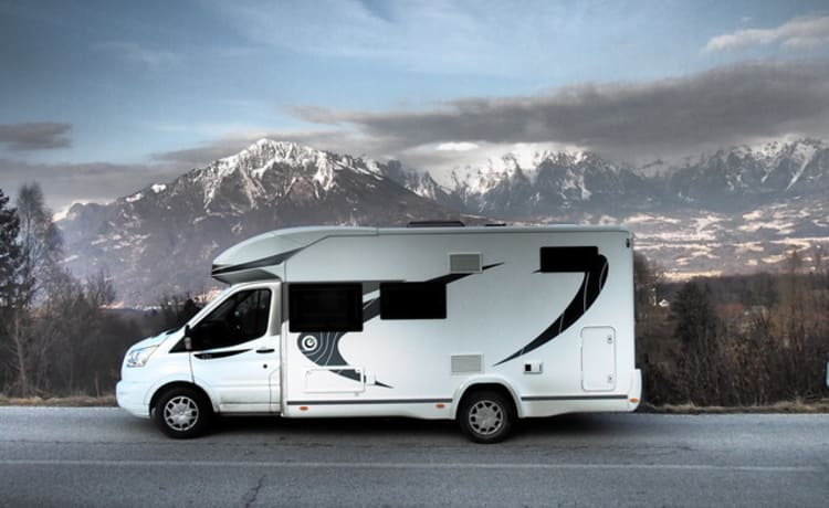Trento – In the wonderful DOLOMITES, rent our camper ...