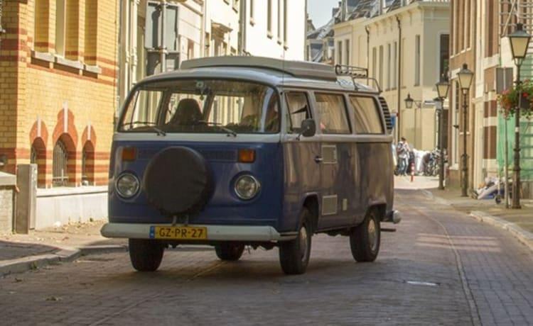 Brutus – Volkswagen Brutus