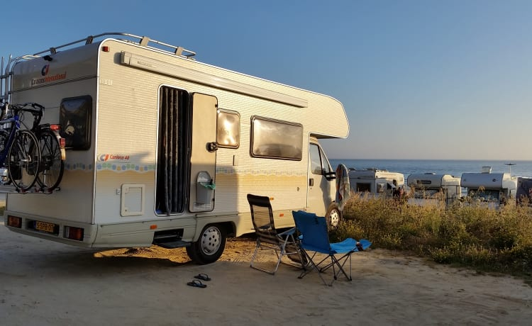 Ampio accogliente camper per famiglie da 6 persone 2.8TDI
