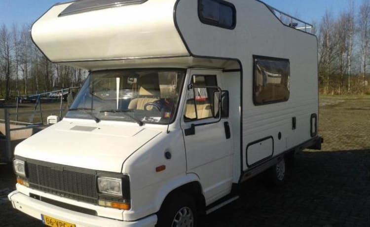 "Wilfred – Spacious Camper ""Wilfred"" (motorhome is for sale)"