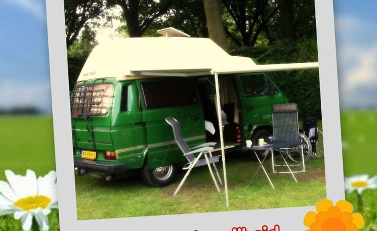 VW T3 Westfalia Club Joker – Volkswagen van VW T3 Westfalia 4p rent