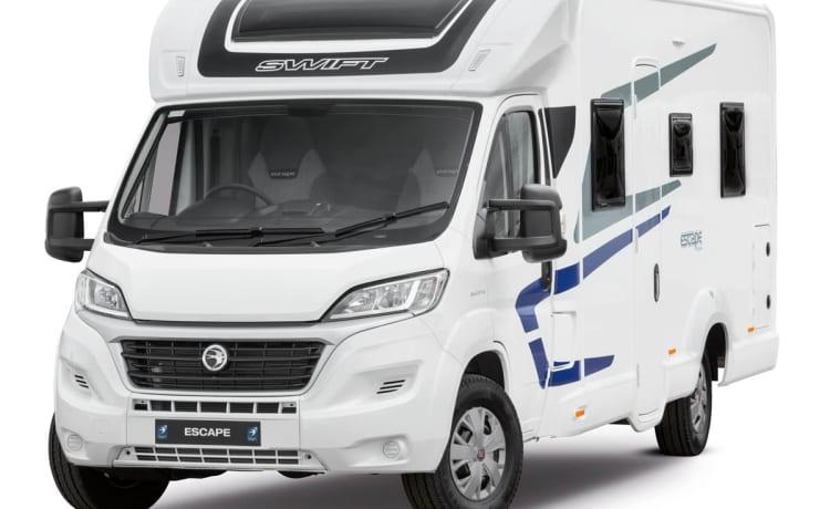 SKYE – Fuga con la nostra Skye Camper Van
