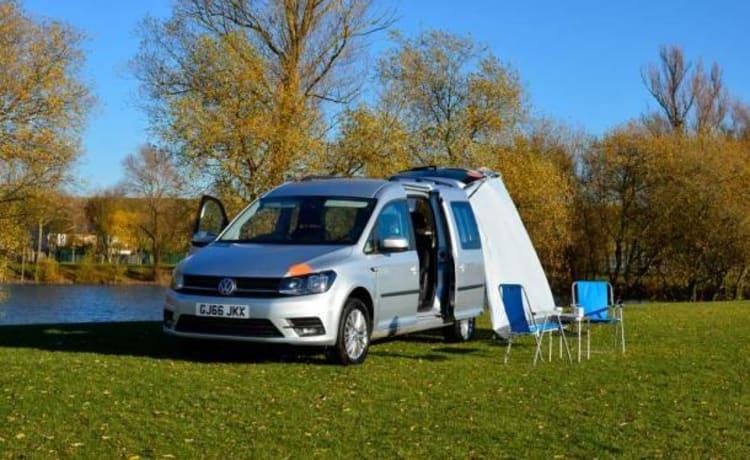 VW DELTA premium 2 ligplaats (Londen)