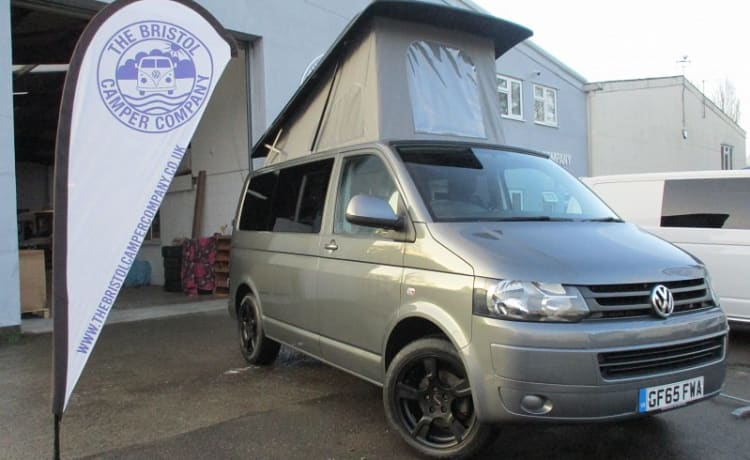 JOHNNY 2015 T5.1 SWB A NEW CAMPERVAN FOR 2018