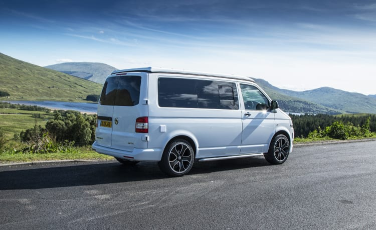 VW T5 Brand new conversion