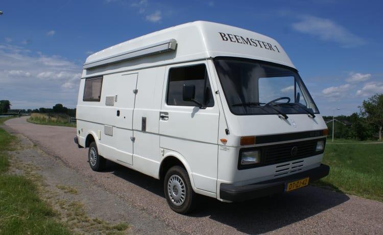 Beemster 1 – Volkswagen LT28 classico!