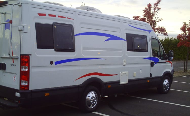 motorhome, camper van,the most  competative hire rental
