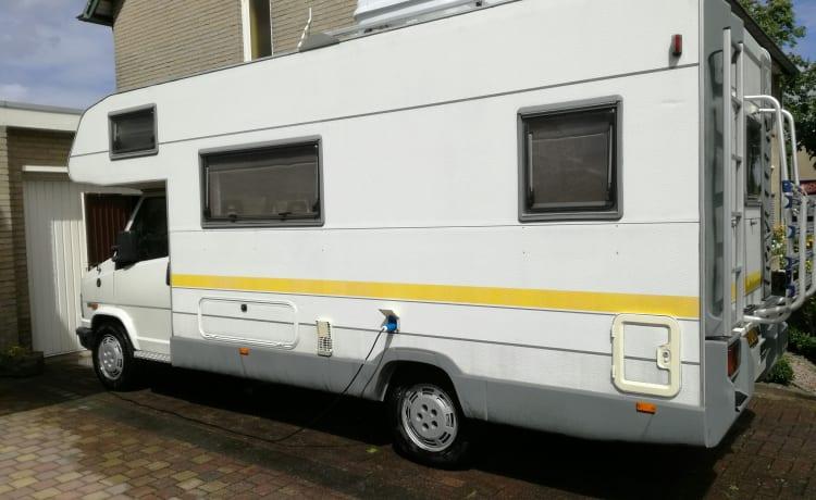 auto Famiglia 5 pers. Knaus 2.5 Turbo Diesel nei pressi di Eindhoven - Helmond