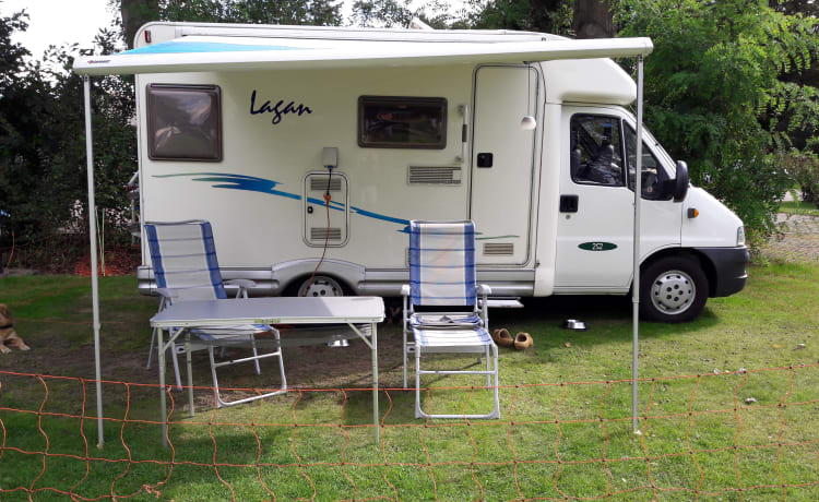 Louis – Nice double camper for a wonderful vacation