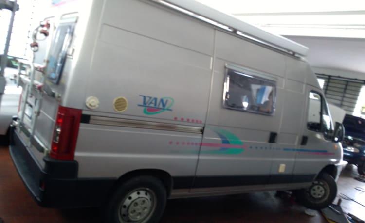 GATTEO – Van w FIAT ADRIA