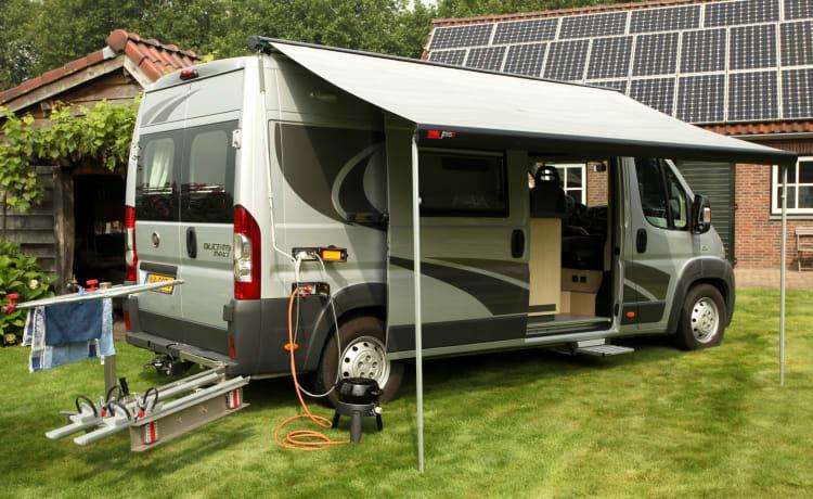 Ducato 2.3L 130PK – Luxury bus camper