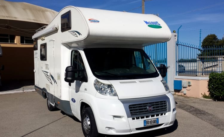 campingsport – CAMPER FULL OPTIONAL HOLIDAYS FREE SALENTO