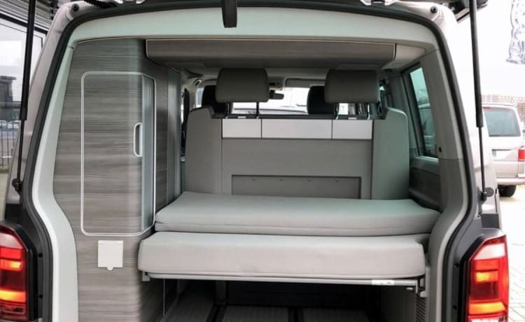 Vw california T6 automatic 2017 Mojave beige Automatic