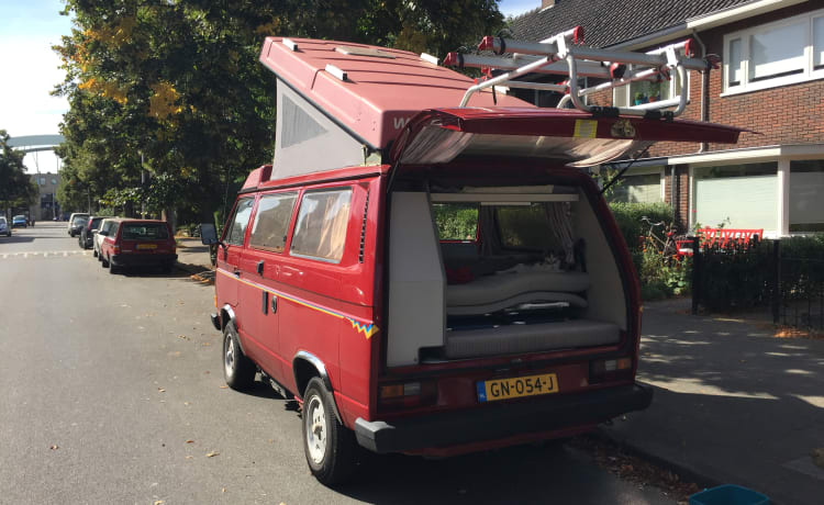 Tushka – TOPPER - VW T3 Westfalia Joker