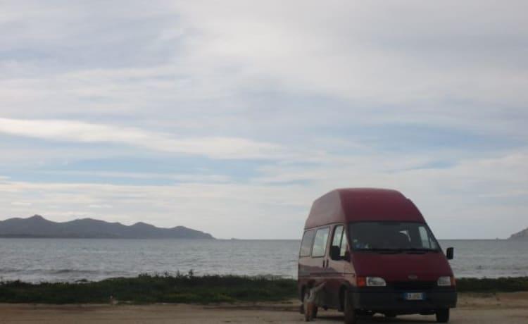 Ramòn – Sicilië in vrijheid - Levering aan Catania