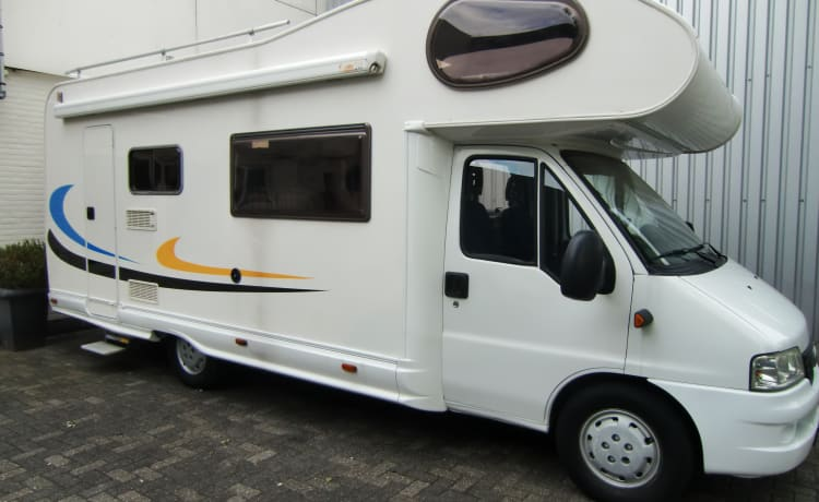 Sunroller – 6 to 7 persons, Fiat Ducato 2.8 Diesel, KM FREE, 78,221 KM walked