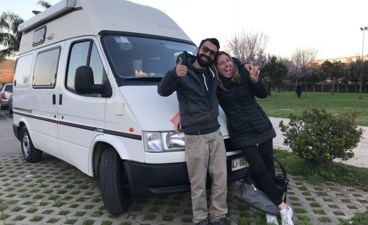 Solaria – Pure Ford Transit Camper-solaria