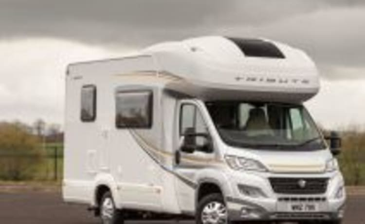'Codger' - Motorhome - Sleeps 4 - Travels 4 (Dublin)