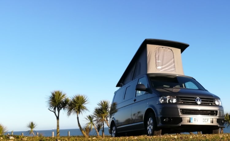 DYLAN – DYLAN - VW T5 Automatic Long Wheel Base Campervan