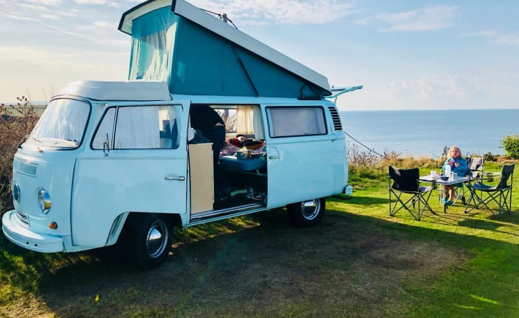 ZEBBY – ZEBBY - Camper classico VW T2 del 1973