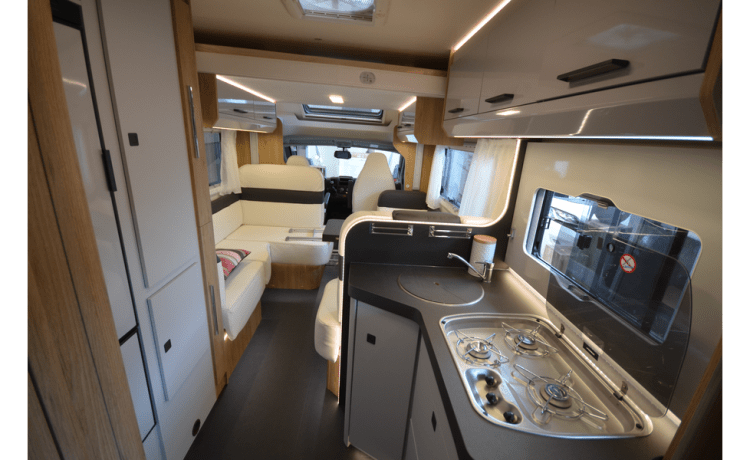ADFUN – RECENT family Mobilhome for max 7 people (seats)