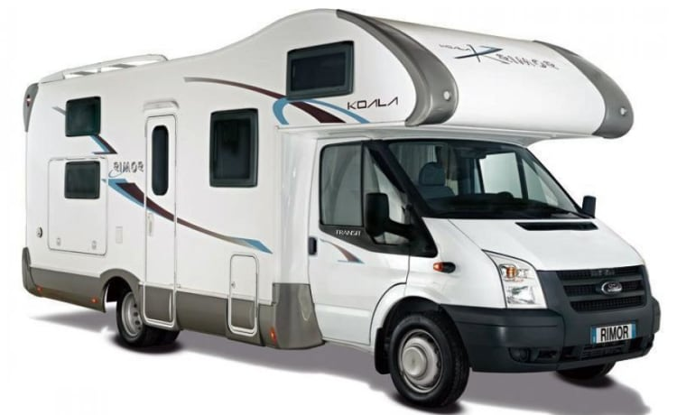 """Travelmobiel – Nowhere to find in the rental, only with us """"VERY UNIQUE""""."""