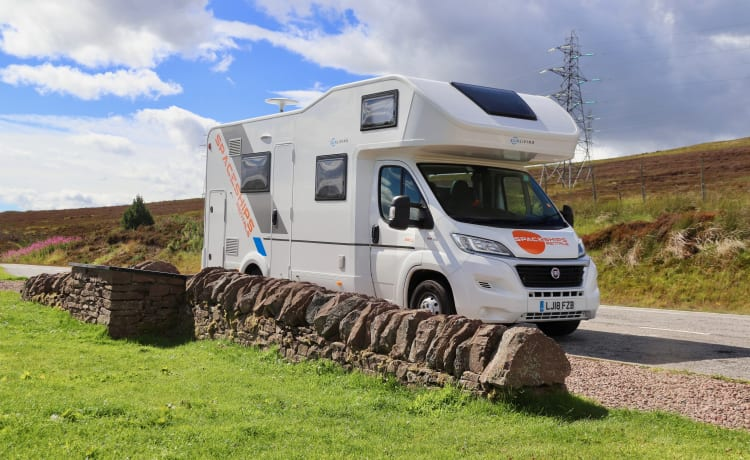 Family Motorhome (London)