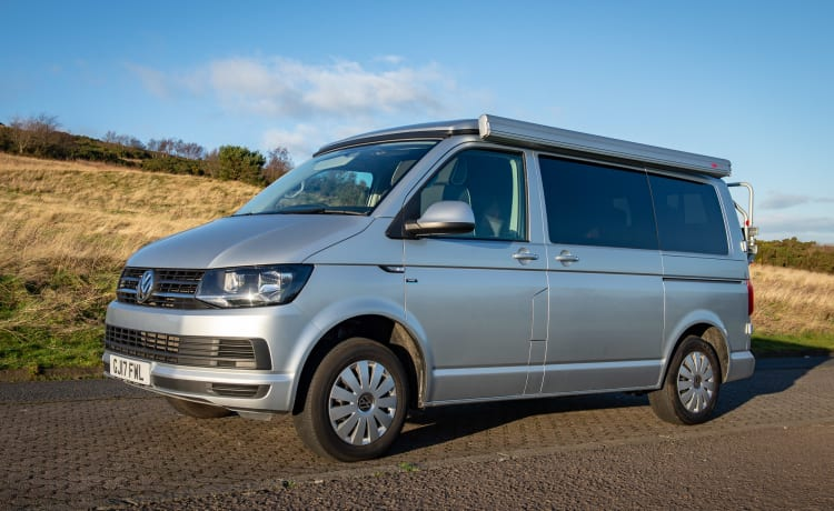 Exceptional VW T6 Campervan in Scotland