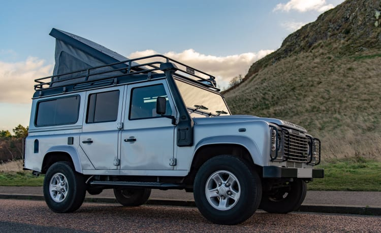 Land Rover Defender Camper - Een uniek Go-Anywhere Adventure
