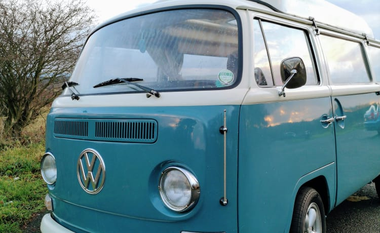 Daisy Dormobile – Daisy Dormobile - Klassieke VW Camper uit 1970