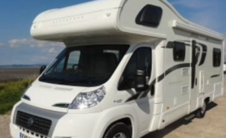 Bessie – Quality luxury - 6 Berth motorhome