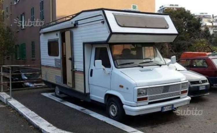New motorhome