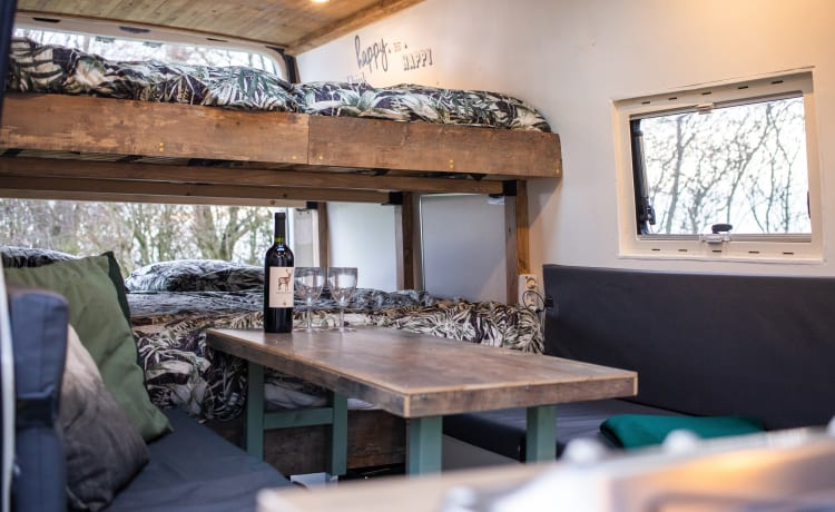 Camper Pioneer – Go on an adventure with our camper van Camper Pioneer