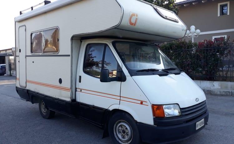 Camper C.I. 4 posti letto