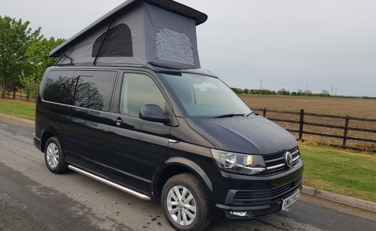 2017 67 VW T6 HIGHLINE CAMPER 4 BERTH ALTA SPECIFICA