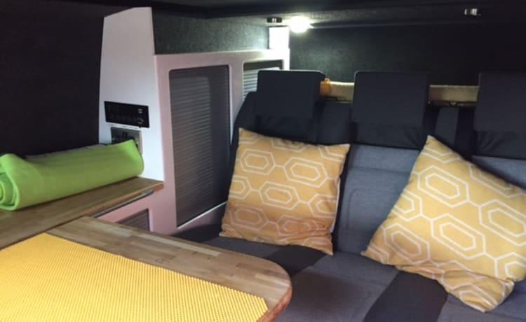 Daisey – Fantastische moderne camper