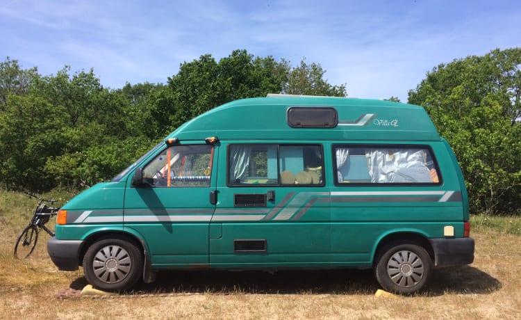 """Villa – Volkswagen T4: driving """"Villa"""""""