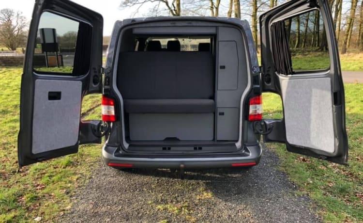 Arnold – T5 Volkswagen Reisemobil