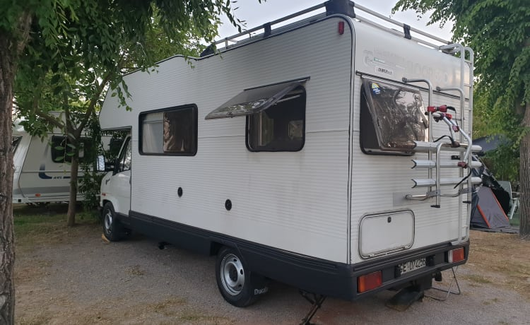 Fiat Ducato 2.5 turbo